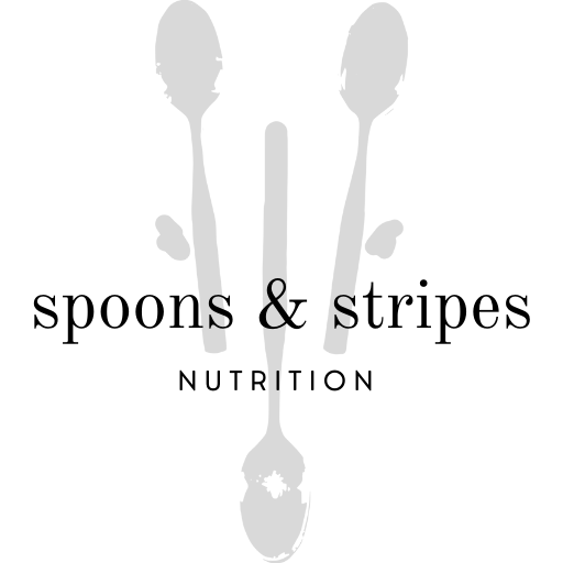 Spoons & stripes logo